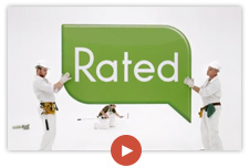 Watch the Rated People Advert on YouTube