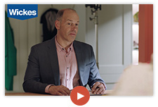 Watch the Wickes Advert on YouTube